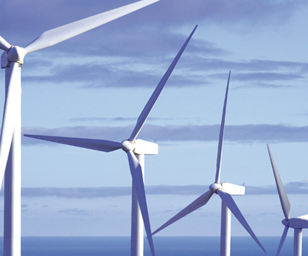 Hydraulic Products for Wind Power Applications