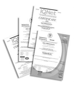 Interpump Fluid Solutions Certification