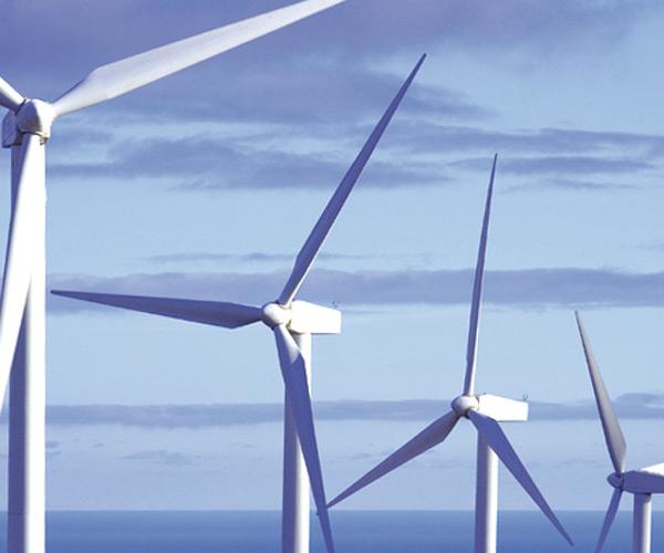 Prodotti e soluzioni ideali per parchi eolici