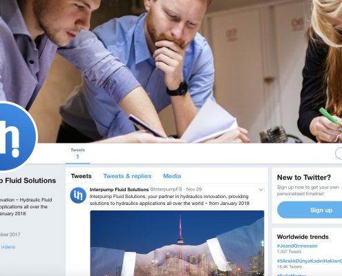 Social Media Interpump Fluid Solutions