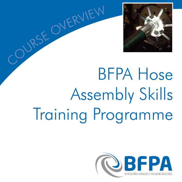 BFPA Hydraulic Hose Assembly Skills Training